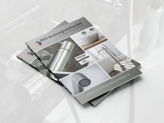 ontwerp brochure